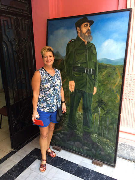 Lynne and Fidel