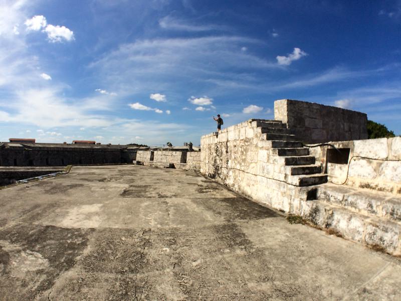 Castillo de San Carlos de la Cabaña