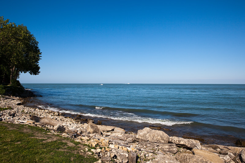 Lake Erie at Marblehead