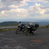 Bikes at Reddish Knob, VA