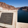 ASCE Plaque at Hover Dam