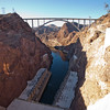Dam, Power Plant, Memorial Bridge, Colorado River