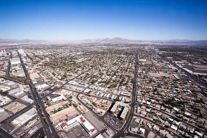 View from Stratosphere