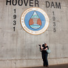Cyn at the Hoover Dam