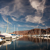 Marina on Lake Mead
