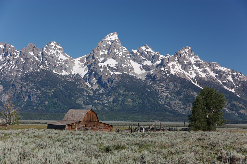 The plan was for eight of us to climb the Grand Teton, at 13,770 feet above sea level the highest of the Teton Range.