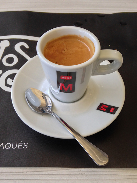 and some espresso and we were on our way to visit Cap de Creus.