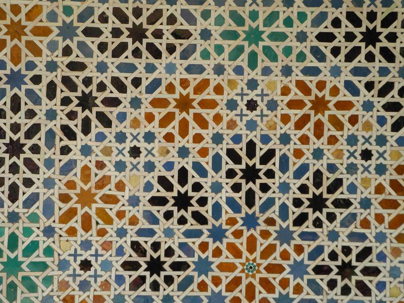 . .  tile everywhere.