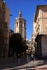 The Cathedral of Valencia.