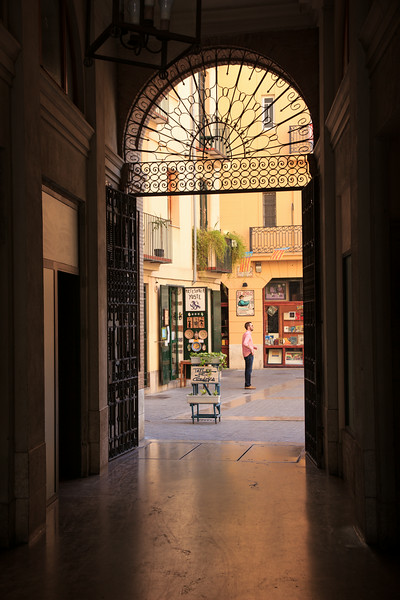 Valencia is a wonderful city with an old quarter that is full of small plazas.