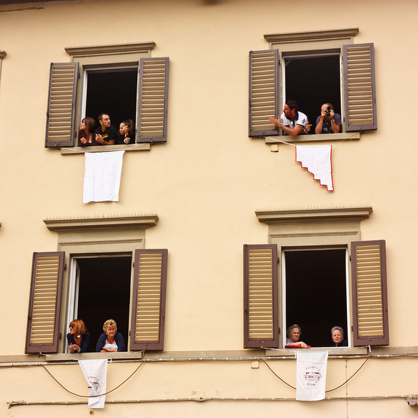 including those who only had to open their shutters. It was a truly memorable event for us.