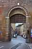 We drove south to Siena, another walled medieval city that was Florence's main rival in the middle ages. Siena is often described as Italy's best preserved medieval city.