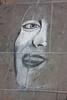We passed some interesting street art . . .