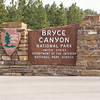 Our last stop -- Bryce National Park -- a stunning landscape!