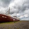Gardar ship, Westfjords