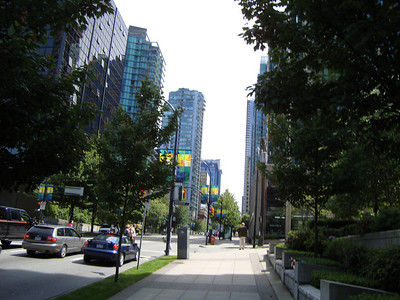 Vancouver, BC ~ June 2008