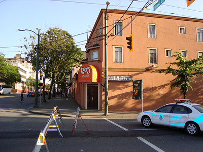 The No 5 Orange is a popular club on Hastings St.