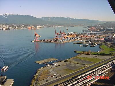 Vancouver & Victoria ~ December 2001