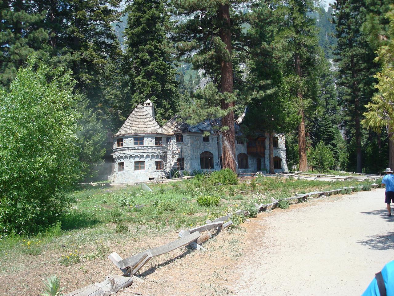 Vikingsholm, Lake Tahoe, CA.  (2008)