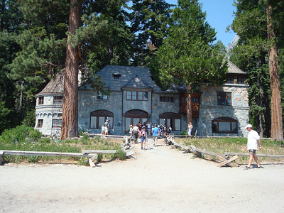 Vikingsholm, Lake Tahoe, CA.  (2008)