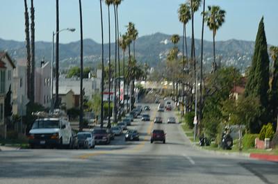 Los Angeles, CA ~ April, 2012