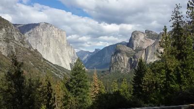 Yosemite, CA ~ October 2015