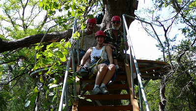Cypress Valley Zip Lines and Krause Springs