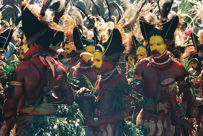Mt Hagen Cultural Show