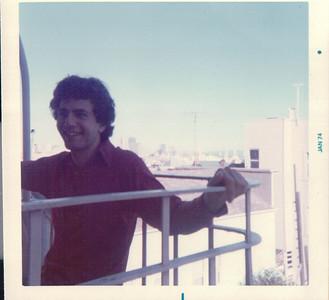Travel, 1974