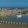 Bordeaux: aerial view