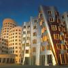 Düsseldorf: Frank Gehry architecture