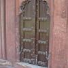 Agra Fort: interior doorway