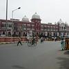 Chennai: the Chennai Egmore Railway Station, just a block from my hotel