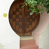 Pondicherry: door