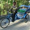 Mussoorie: rickshaw driver