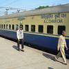 The Shatabdi Express from Delhi to Dehra Dun