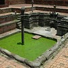 Bhaktupur: royal family's private bathing area