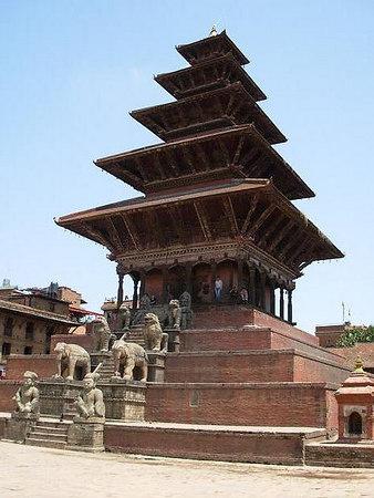 Nepal: Bhaktupur (2006)