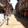 Bhaktupur: main street