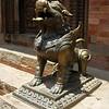 Bhaktupur: lion guard