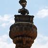 Bhaktupur: atop a column