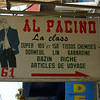 Al Pacino clothing store