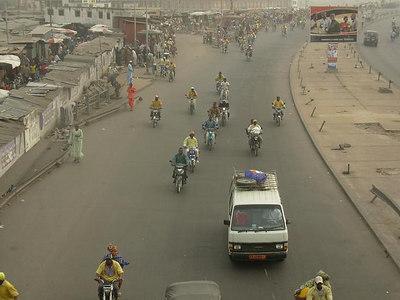 Benin: Cotonou (2007)