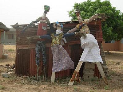 Benin: Grand Popo area (2007)