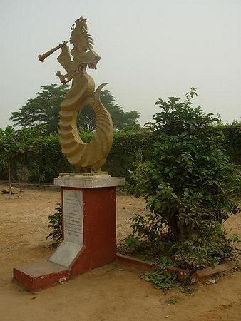 Benin: Ouidah (2007)