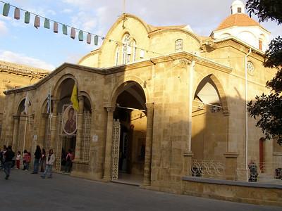 Cyprus: Nicosia/Lefkosa (2007)
