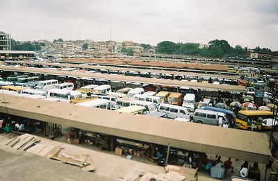 Ghana: Kumasi (2007)