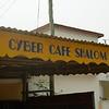 cyber café in Lomé