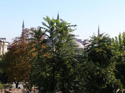 Turkey: Istanbul, noteworthy sites (2007)