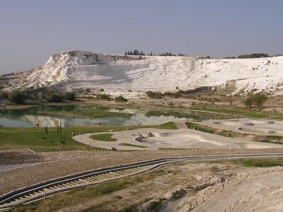 Turkey: Pamukkale and Hieropolis (2007)